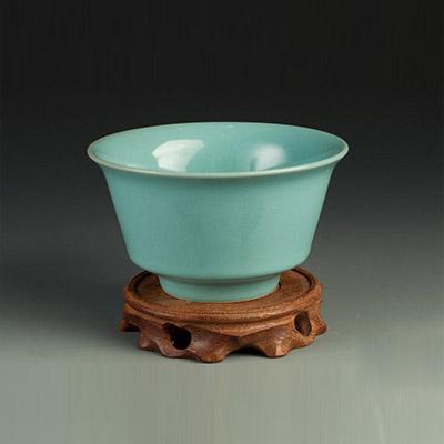 碗 卢钧窑钧瓷碗-卢钧窑(大)