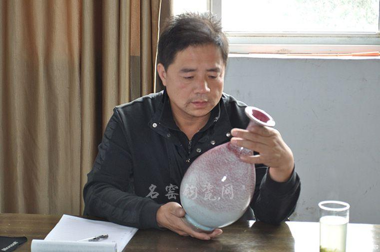 郑胜利-钧瓷艺术家