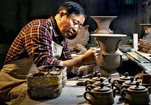钧瓷大师杨俊峰作品印象