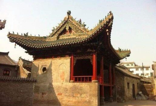 神垕钧瓷窑神庙