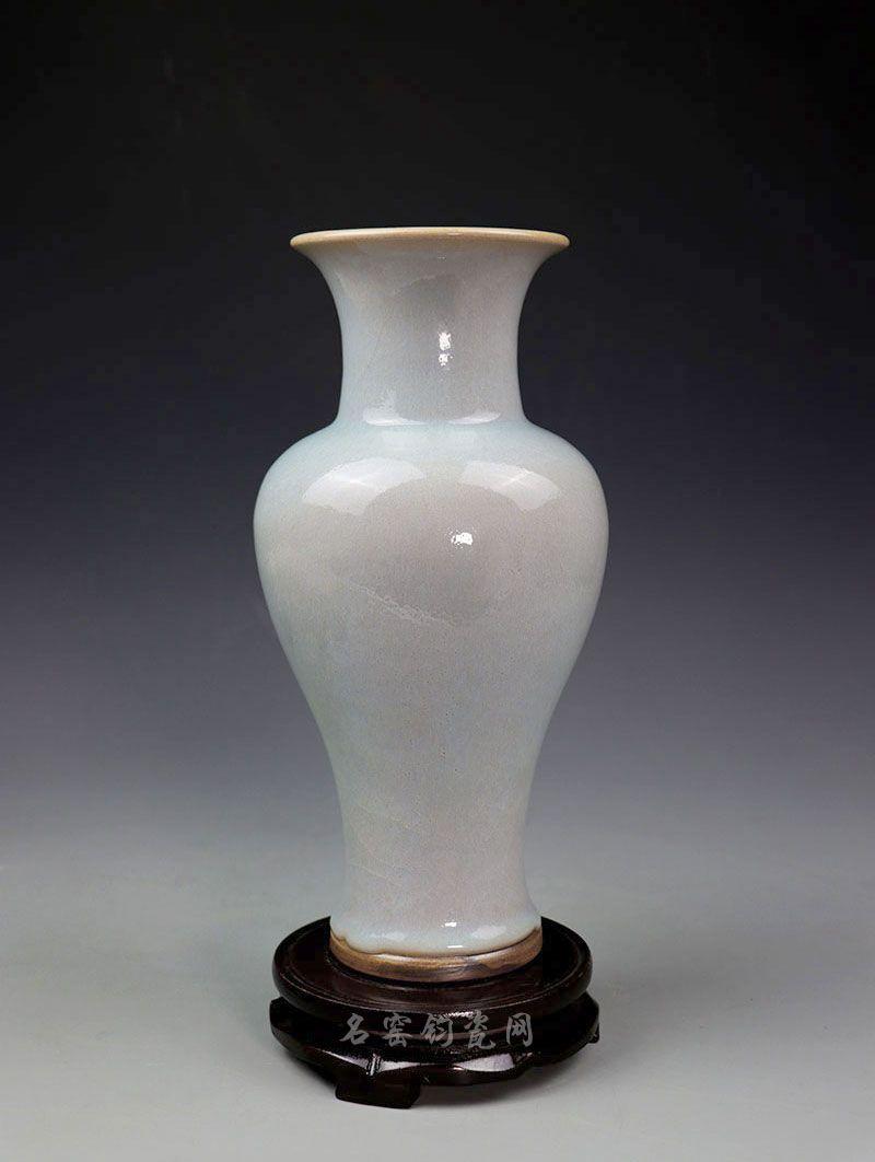 钧瓷观音瓶,杨文杰作品