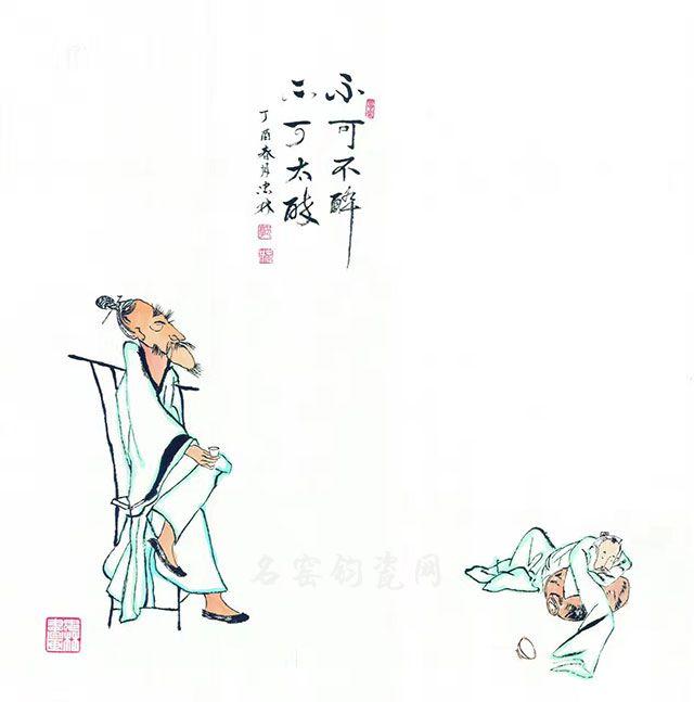 郭忠林大师作品赏析