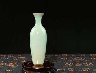 瓶中最美柳叶瓶解析