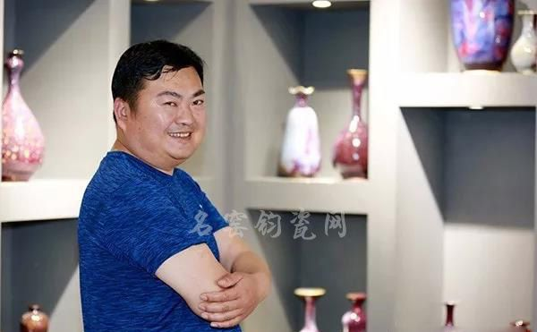 钧瓷大师刘克作品印象