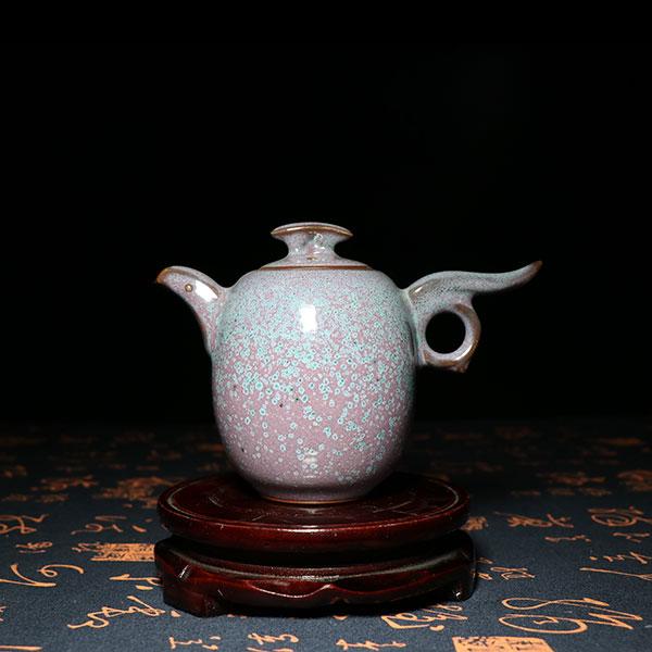 飞翔壶-云壶/飞翔壶/陶瓷艺术大师温红远作品