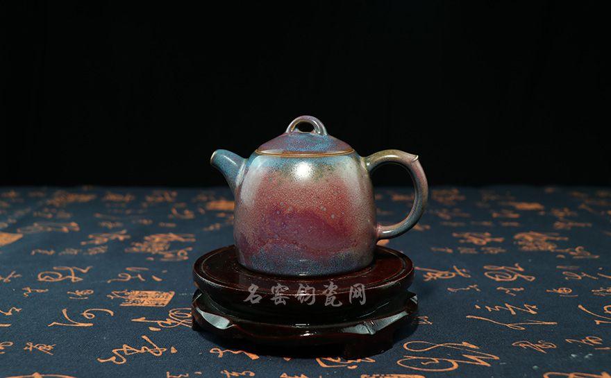 钧瓷精品茶具鉴赏