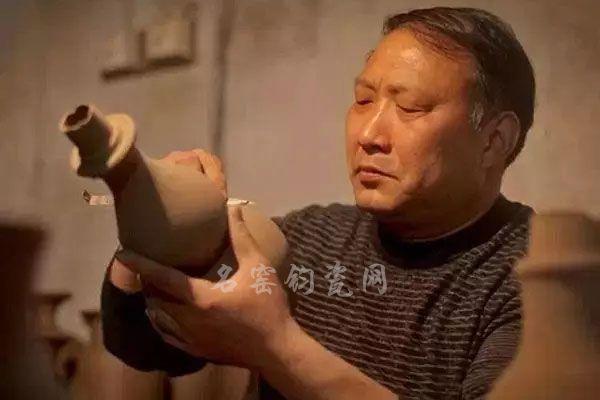 钧瓷大师尹建中:让传统煤窑焕新神采