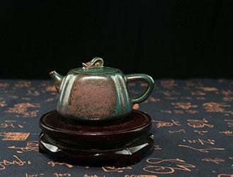 钧瓷茶具的不断创新正在提高其艺术价值