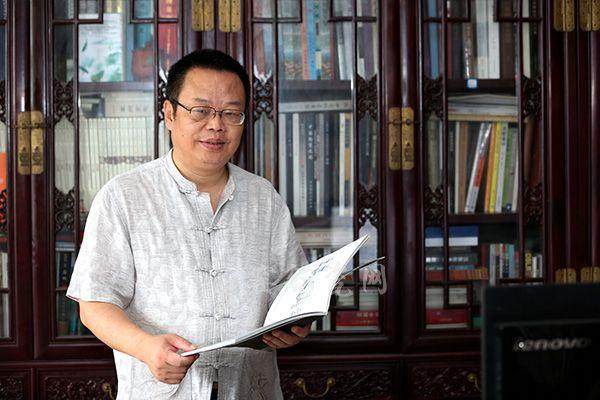 中国陶瓷艺术大师晋晓瞳谈钧瓷艺术
