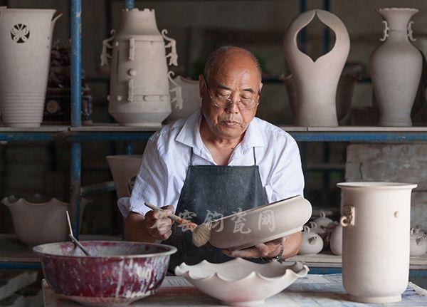 刘国安:我是钧瓷恢复发展的参与者