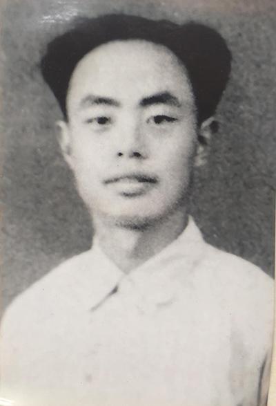 青年苗锡锦