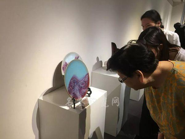 """当代""""宋代名窑""""作品展在北京陶瓷艺术馆举行"""