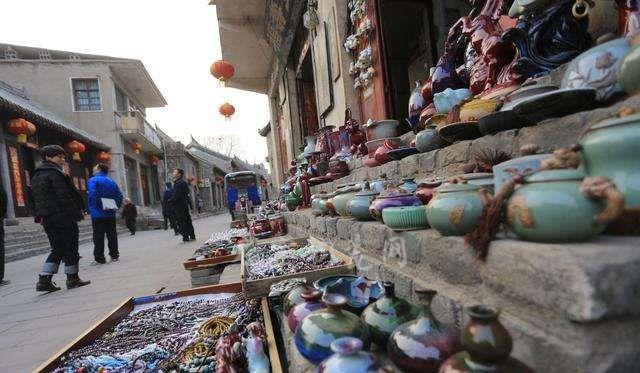 """神垕古镇被纳入""""中国陶瓷之旅""""重点线路"""