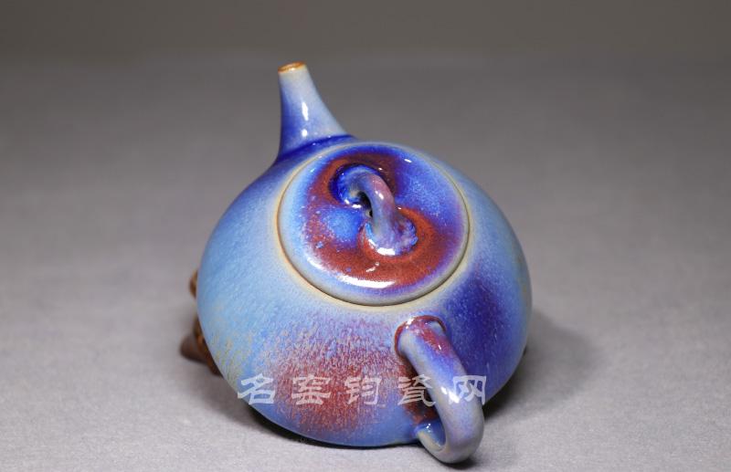 茗钧堂石瓢壶