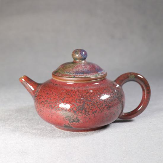 容天壶-温红远大师手签名底款珍藏版容天壶