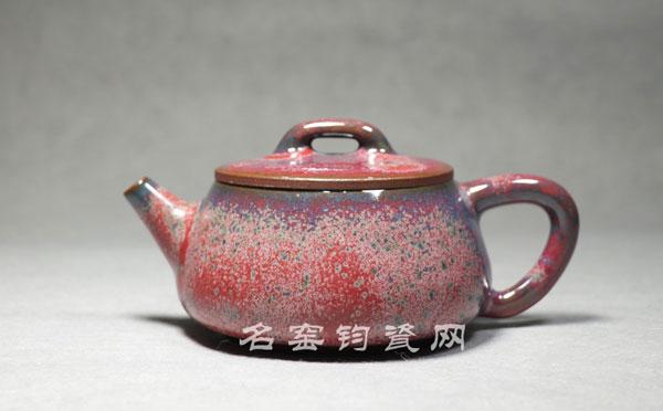 广口石瓢壶-温红远作品