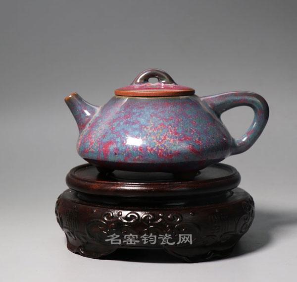 石瓢壶-温红远作品