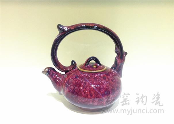 钧瓷茶具-名窑钧瓷网-白胜利茶具