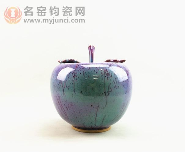 平安果-禹州钧瓷-钧瓷礼品