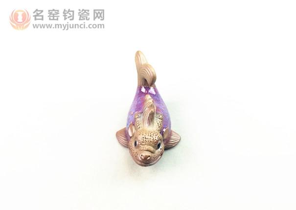 钧瓷摆件-钧瓷小礼品-禹州钧瓷