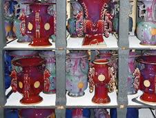 禹州钧瓷釉烧的四个阶段