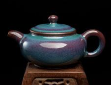 钧瓷研究:钧瓷茶具及其选购方法