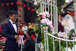 匠人的婚礼-记红远钧窑温亚迪婚礼