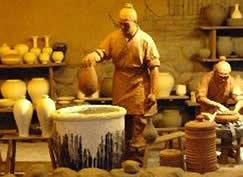 钧瓷艺术特色及工艺成就