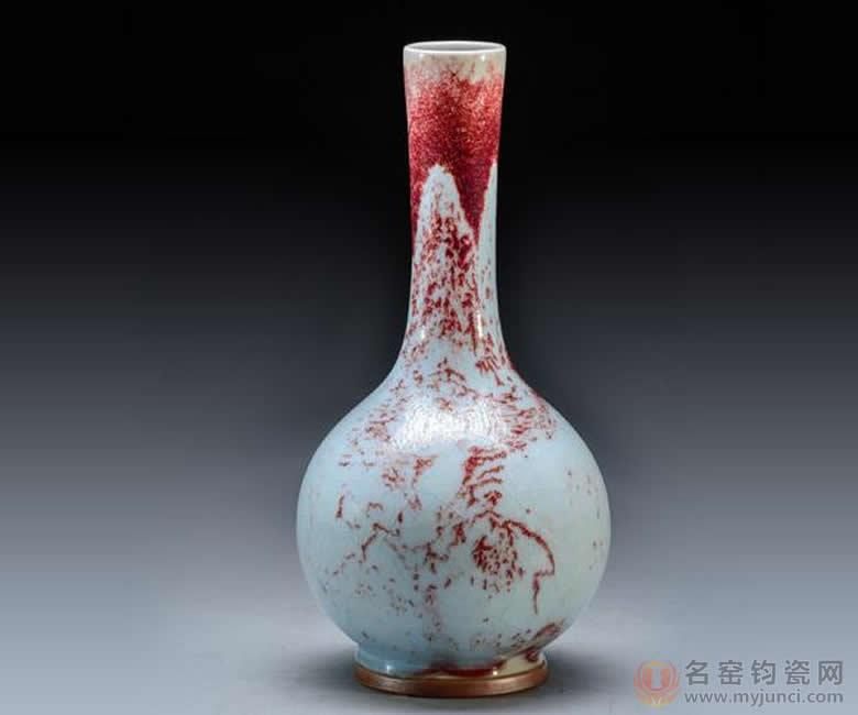 王现峰作品《胆瓶》