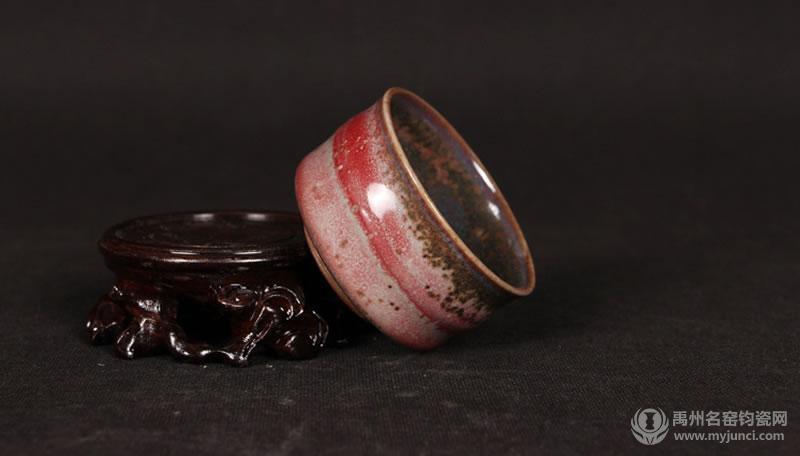 竹节杯-白胜利手工品茗杯