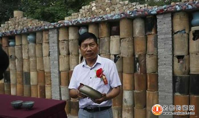 宋元钧瓷标本博物馆馆长(创建人)王建伟