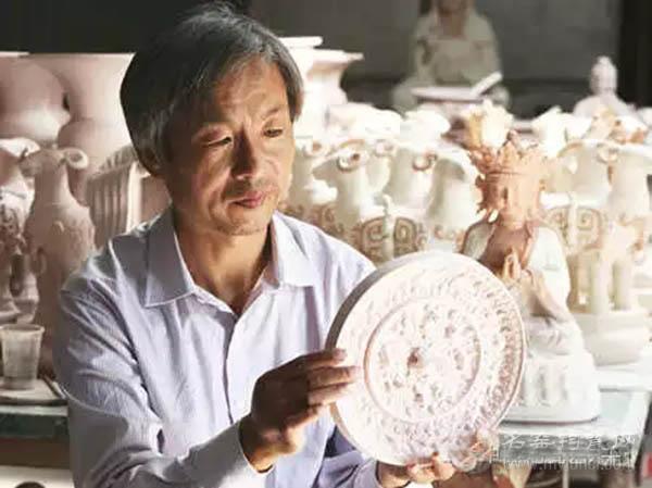 钧瓷大师杨国齐