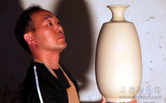 刘志钧:志在钧瓷 技法自然