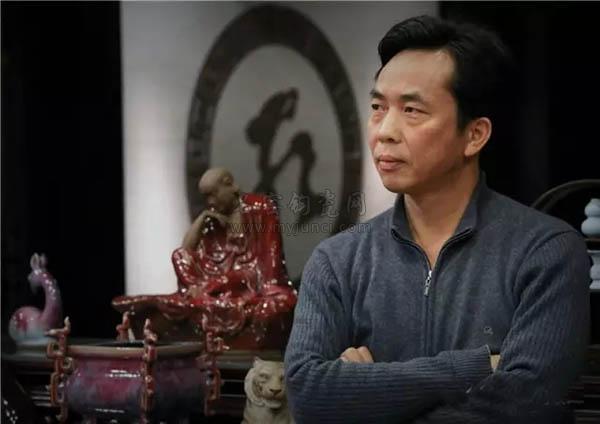 钧瓷大师孔春生-孔家钧窑总设计师
