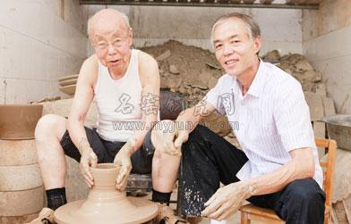 钧瓷大师苗锡锦