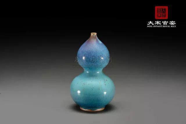大宋官窑一带一路国礼——《葫芦瓶》